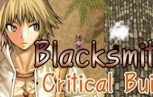 Ragnarok Blacksmith Critical Build