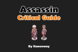 Ragnarok Assassin Critical Guide