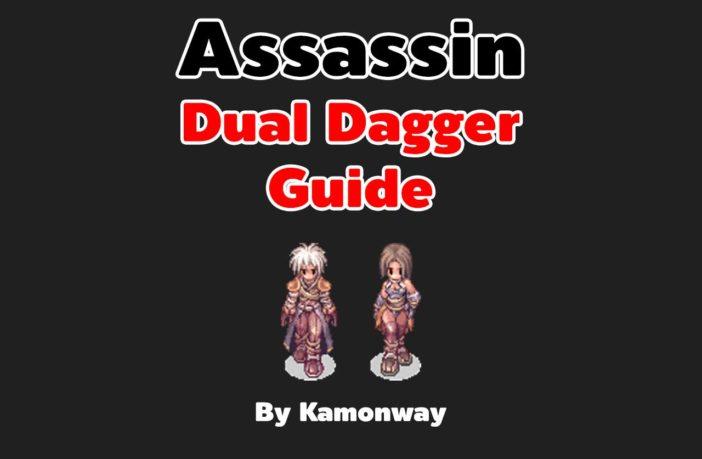 Assassin Dual Dagger Guide, Stat Skill Equipment in