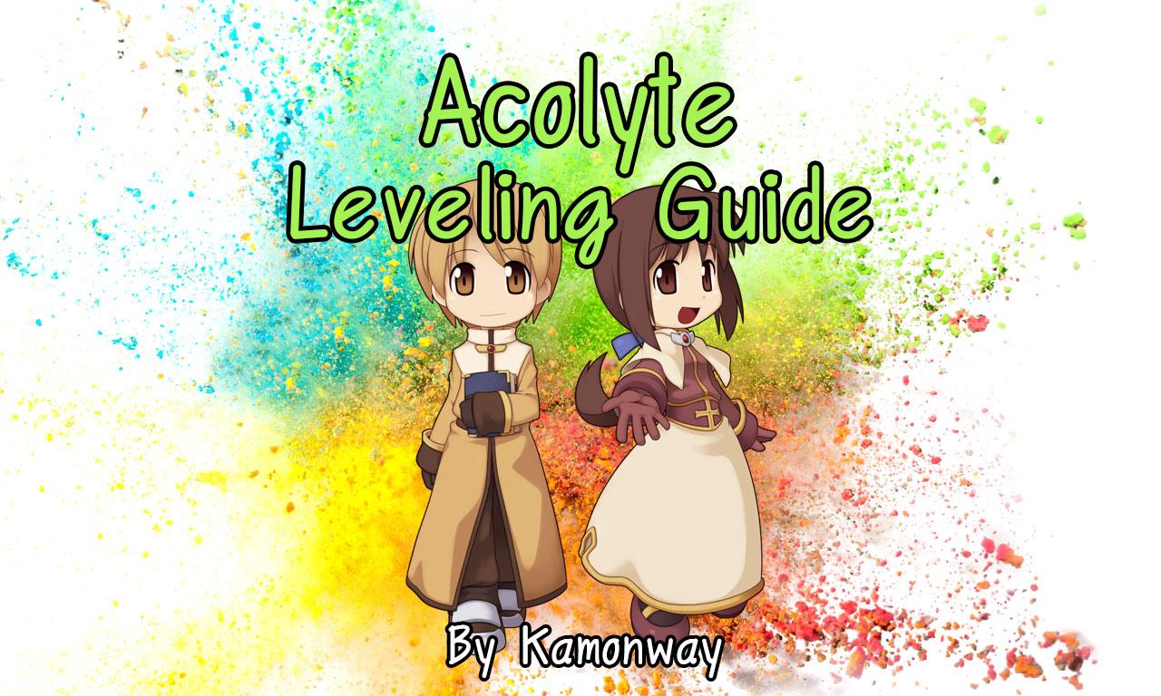 RO Acolyte Leveling Guide : Revo-Classic | Ragnarok Guide