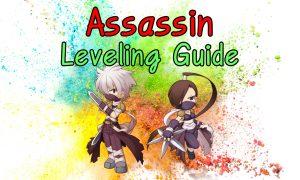 Ro Assassin Leveling Guide